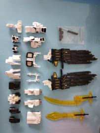 SND-04 X-Mortis Kit for CW White Optimus