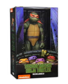 Neca Teenage Mutant Ninja Turtles AF 1/4 Michelangelo - Pre order
