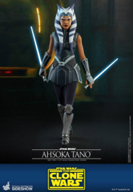 Hot Toys Star Wars The Clone Wars AF 1/6 Ahsoka Tano - Pre order