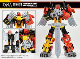 DNA DK-07 POTP Predaking Upgrade Kit