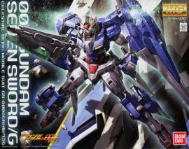 1/100 MG  Gundam 00 Seven Sword/G