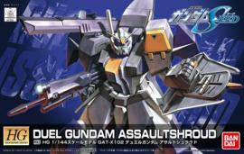 1/144 HGCE GAT-X102 Duel Gundam Assault Shroud