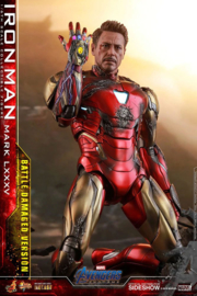 Avengers: Endgame MMS Diecast Action Figure 1/6 Iron Man Mark LXXXV Battle Damaged Ver. - Pre order