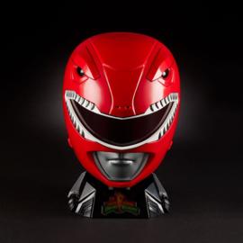 Power Rangers Replica 1/1 Red Ranger Helmet - Pre order