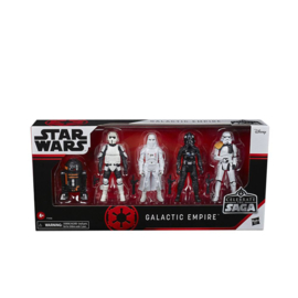 Star Wars Celebrate the Saga Action Figures 5-Pack Galactic Empire