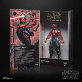 Star Wars The Black Series Darth Maul (Sith Apprentice) - Pre order