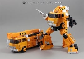 Maketoys MTRM-05 Wrestle
