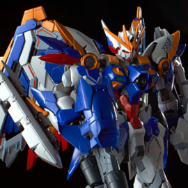 P-Bandai: 1/100 Hi-Resolution Model Wing Gundam EW