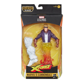 Marvel Legends X-Force Marvel's Cannonball
