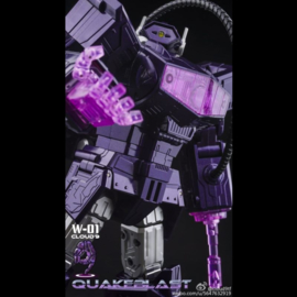 Cloud 9 W-01 Quake Blast (MP size)