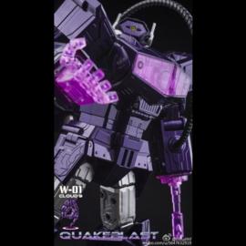 Cloud 9 W-01 Quake Blast (MP size)