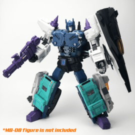 Fanshobby MBA-04 Upgrade Kit for MB-08 Double Evil