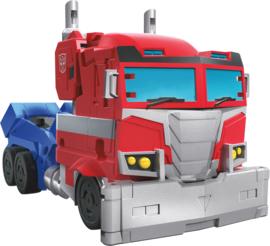 Hasbro Cyberverse Deluxe Optimus Prime