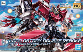 1/144 HGBDR Astray Load Doub Rebake - Pre order