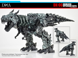 DNA DESIGN DK-06 Upgrade Kit Studio Series Grimlock