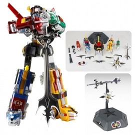 Voltron 30th Anniversary Die-Cast Collectors Set