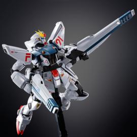 P-Bandai: 1/100 MG Gundam F91 Ver. 2.0 [Titanium Finish]