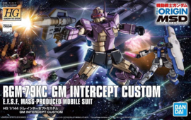 1/144 HGGTO RGM-79KC GM Intercept Custom