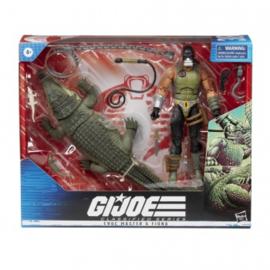 G.I. Joe Classified Series Croc Master & Fiona - Pre order