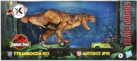 Transformers Tyrannocon Rex & Autobot JP93 - Pre order