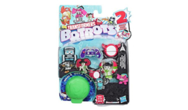 Hasbro Botbots Serie 2 Music Mob A [set of 5]