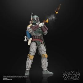 Star Wars Black Series Deluxe Episode VI AF 2021 Boba Fett
