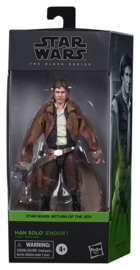Black Series AF Han Solo (Endor) (Episode VI)