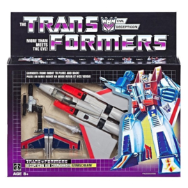 Transformers G1 Reissue Starscream