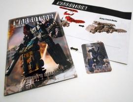 Warbotron WB01E Fierce Attack