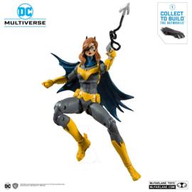 McFarlane Toys DC Rebirth AF Batgirl (Art of the Crime)
