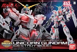 1/48 Megasize Gundam Unicorn Destroy