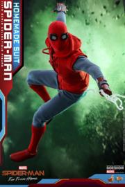 Hot Toys Spider-Man: FFH MMS AF 1/6 Spider-Man (Homemade Suit)
