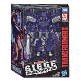 Hasbro WFC Siege Leader Shockwave