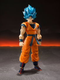 Dragonball Super Broly S.H. Figuarts Action Figure SSGSS Goku