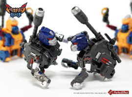 Perfect Effect PC-19B Black Gorira Jr 2-Pack