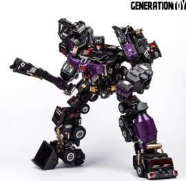 Generation Toy GT-88 Black Judge