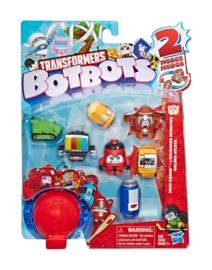Hasbro BotBots Mini Figures 8-Packs Jock Squad D