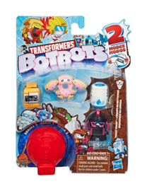 Hasbro BotBots Mini Figures 5-Packs Toilet Troop SET A
