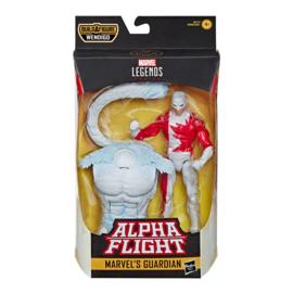 Marvel Legends Alpha Flight Marvel's Guardian