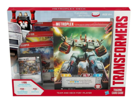 Transformers TCG Metroplex Deck [english]