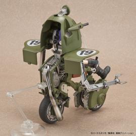 Figure-rise Mech Bulma Motorcycle