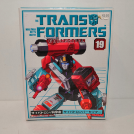 Takara G1 Perceptor Book Collection #19