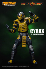 Mortal Kombat Action Figure 1/12 Cyrax