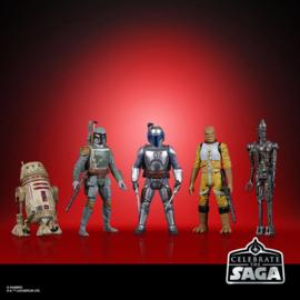 Star Wars Celebrate the Saga Action Figures 5-Pack Bounty Hunters