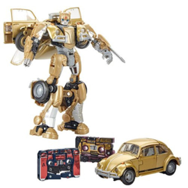 Hasbro SS-20 Deluxe Bumblebee with G1 Tapes