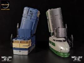 Moon Studio MS-02 Ice Land - Pre order