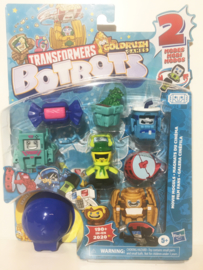 Hasbro BotBots  8-Packs Movie Moguls  C