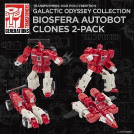 Hasbro WFC Biosfera Autobot Clones [2-pack]