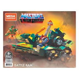 Mega Construx MOTU Probuilders Battle Ram