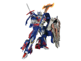 Takara TLK-15 DX Calibur Optimus Prime